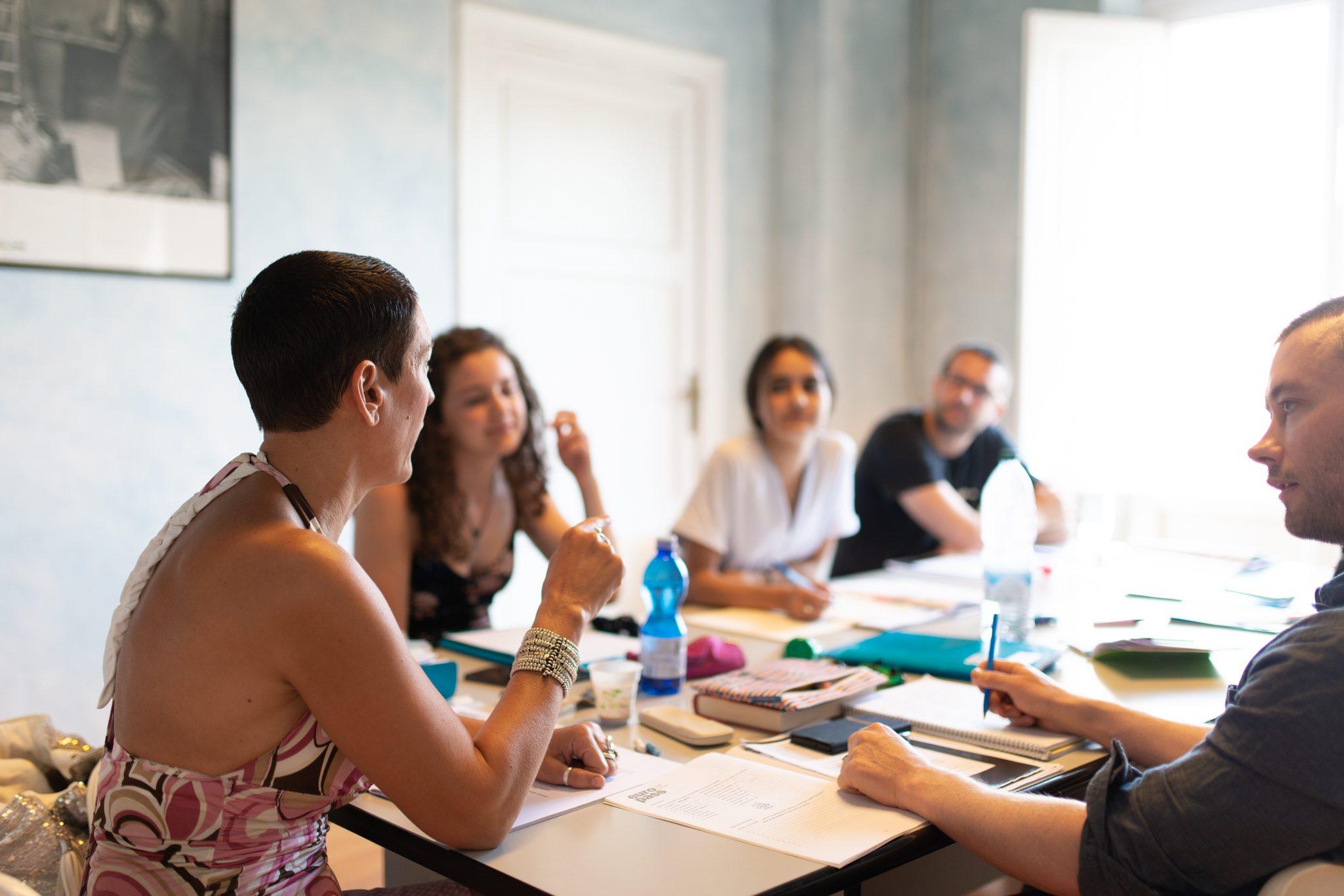 Italienisch Lernen In Italien Für Erwachsene