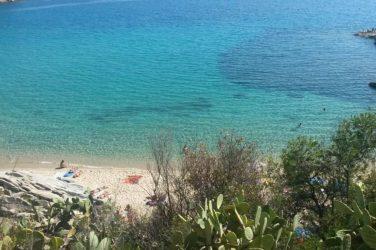 Meer der Insel Elba