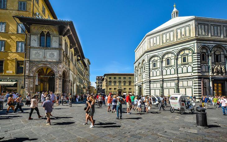 Bautisterio de Florencia