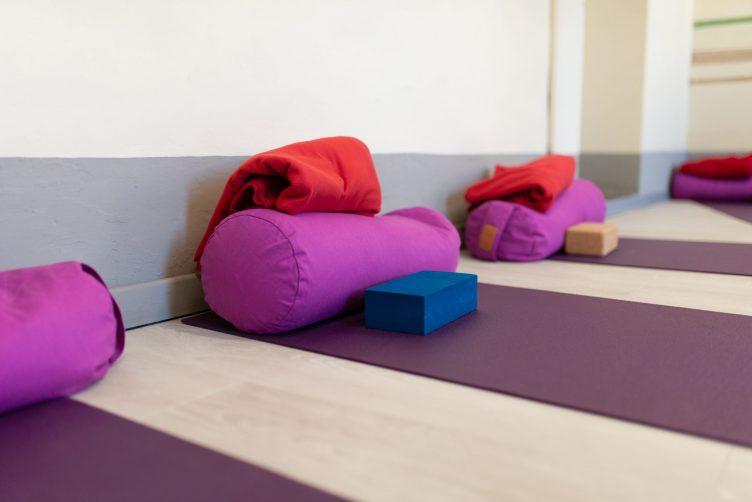 Equipo de Yoga