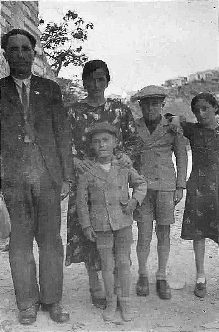 Familia Romanelli-Buttarello