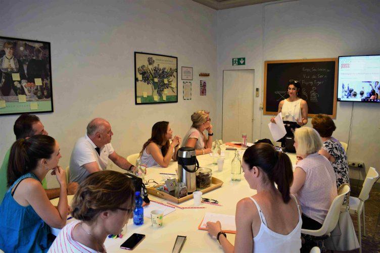 Escuela de idioma italiano