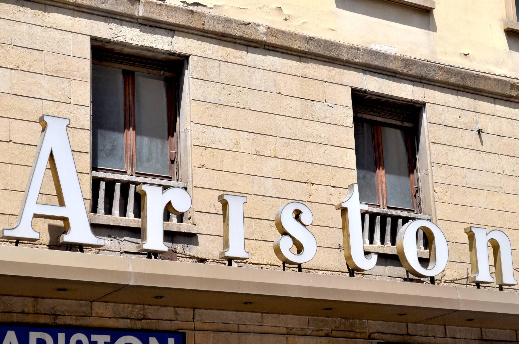 Theatre in Florence, Ariston