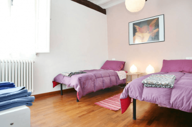 Double room private apartment