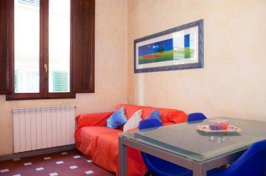 Sofa in private apartment