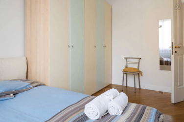 Single room apartment in the city center