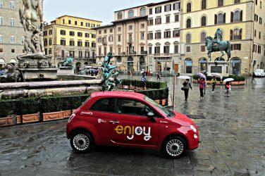 Coche compartido Florencia