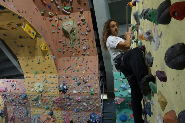 Mandela Forum - Indoor Climbing Gym