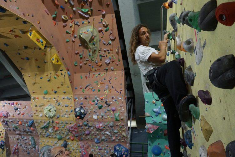 Mandela Forum - Indoor Climbing Gym