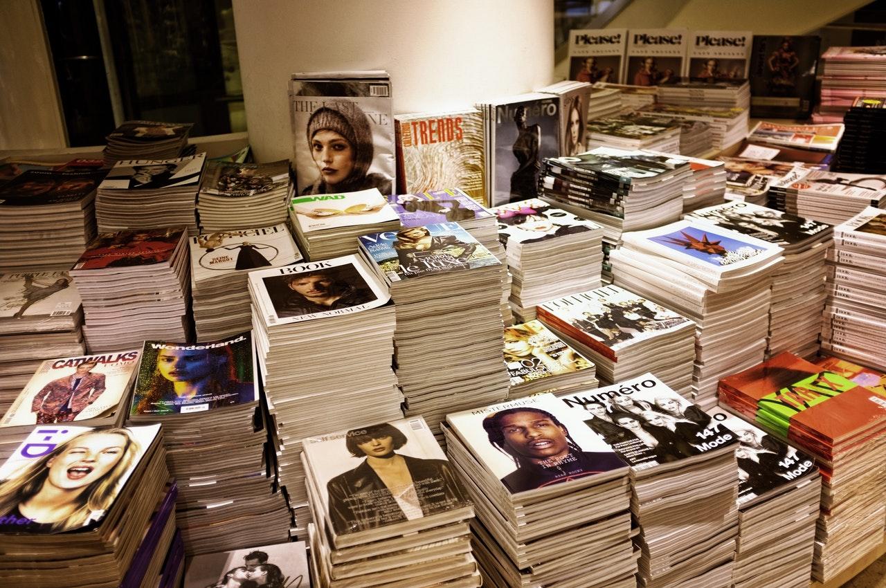 Italian magazines
