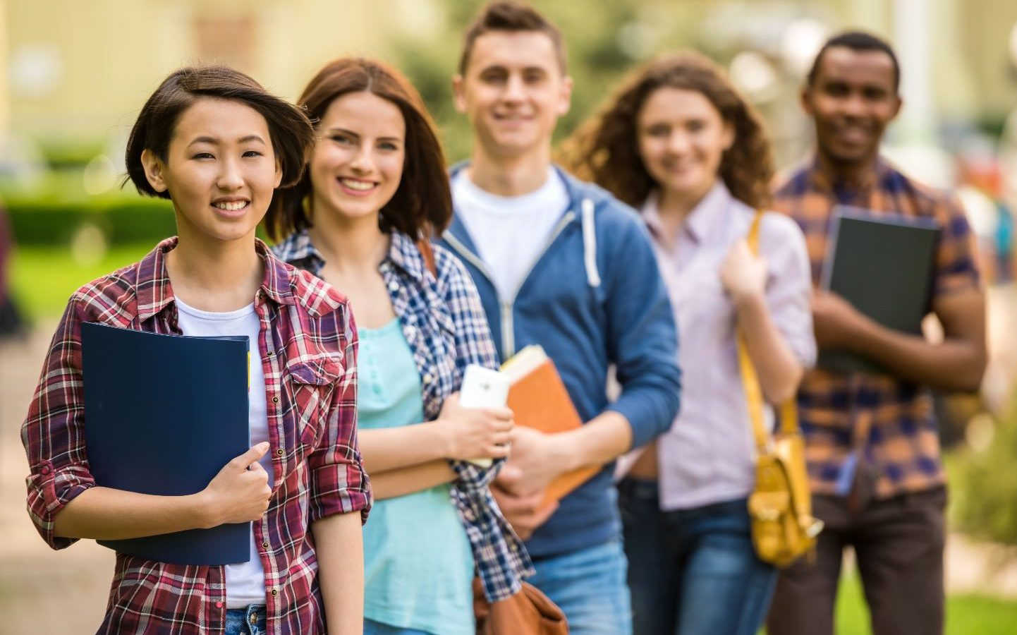 international italian students
